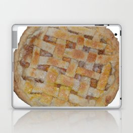peach pie Laptop & iPad Skin