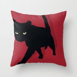 Strut Throw Pillow