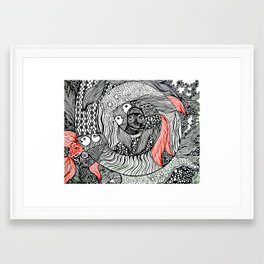 FishBowl | Limited Edition of 50 Prints Framed Art Print