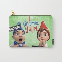 Gnomeo and Juliet Carry-All Pouch