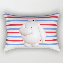 Baymax Big Hero 6 Rectangular Pillow