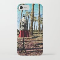 hollywood iPhone & iPod Cases featuring Hollywood by Loveurstyle