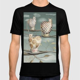 Cats in Cups T-shirt