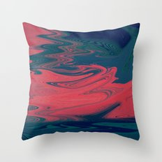 Taffy Throw Pillow