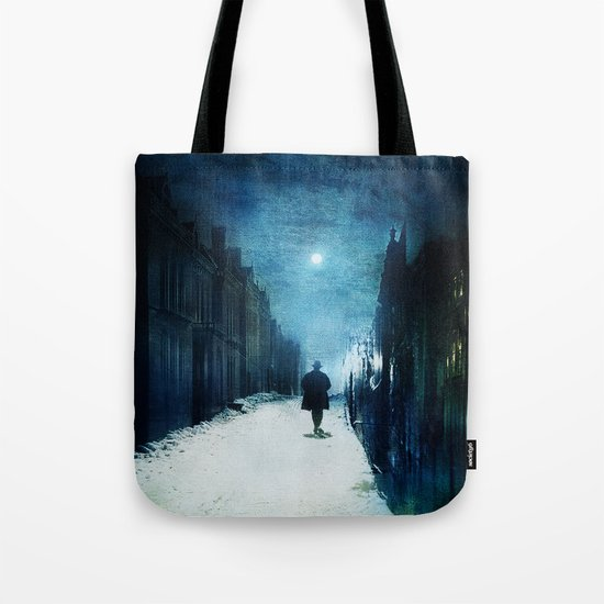 Voice Of Lights Tote Bag