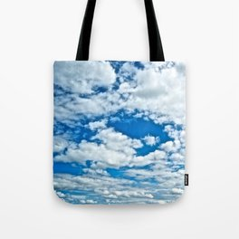 Clouds in the Sky - The Peace Collection Tote Bag
