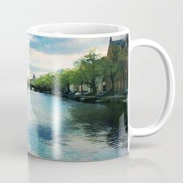 Amsterdam Waterways Coffee Mug