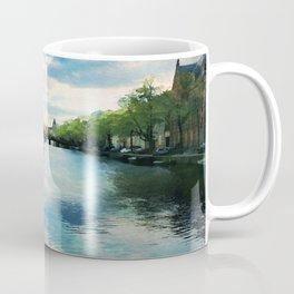 Amsterdam Waterways Coffee Mug