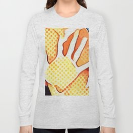 Trapped ~ Right hand Long Sleeve T-shirt