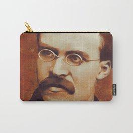 Friedrich Nietzsche, Philosopher Carry-All Pouch
