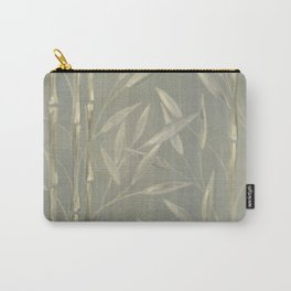 Bamboo - Vintage Carry-All Pouch