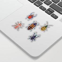 Beautiful bugs Sticker