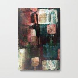Squares #3 Metal Print