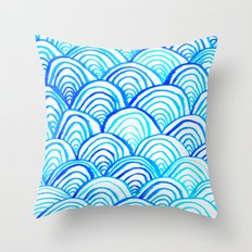 ALL YOUR BREAKERS Throw Pillow