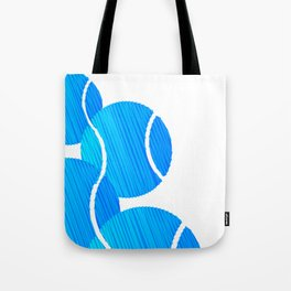 Sea Scribz Tote Bag