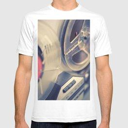 Reel to Reel V T-shirt
