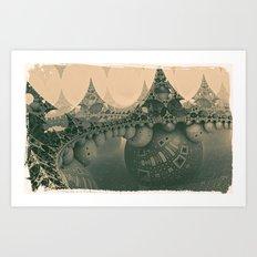 Styx Art Print