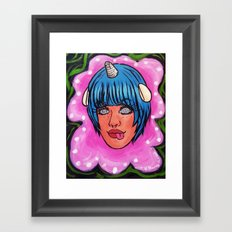 Lamb Generation Framed Art Print