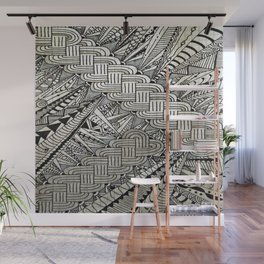 Cohesive Wall Mural