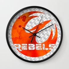 Star Wars Rebels Wall Clock