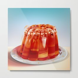 Jelly [Europe stands up to Russia] Metal Print