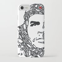 che iPhone & iPod Cases featuring Che by Rucifer