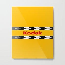 KODAK Cinema Metal Print