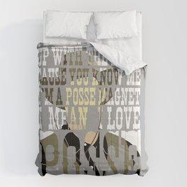 posse Comforters