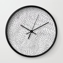 Headache Wall Clock