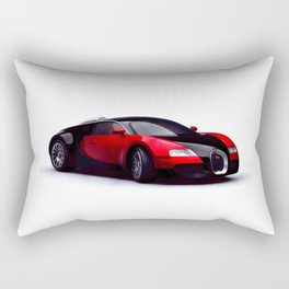 Bugatti Veyron Rectangular Pillow
