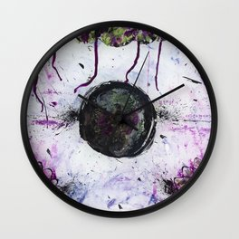 Mystical revelation Wall Clock