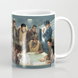 Teen Wolf Pilot AU Coffee Mug