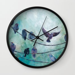 Searching For Sacraments: Confirmation Wall Clock