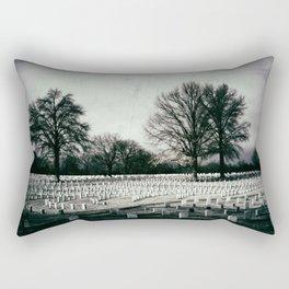 In Honor of Veteran's Day  Rectangular Pillow