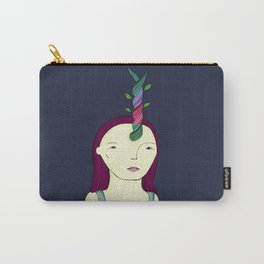 Self Portrait III Carry-All Pouch