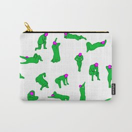 HanGyeol Drawing_Pink Man Carry-All Pouch