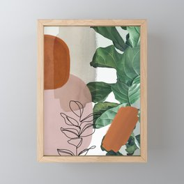 Simpatico V2 Framed Mini Art Print