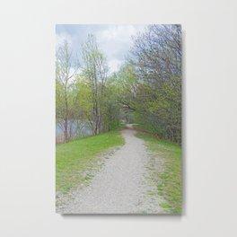 Verdant Spring Metal Print