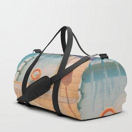 Swimming Pool Duffle Bag