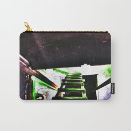 ladder going up or down Carry-All Pouch