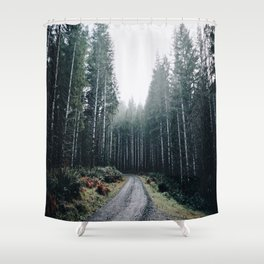 Drive VII Shower Curtain