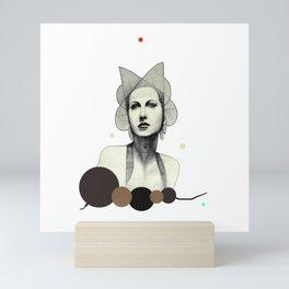 Above All Mini Art Print