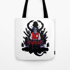 Drive back cover Tote Bag