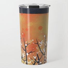 Blackthorn Landscape Travel Mug