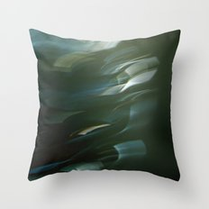 Fluttered Throw Pillow