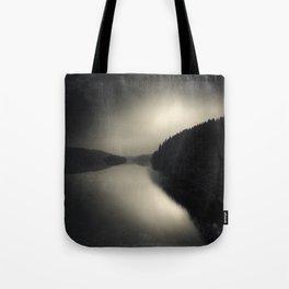 Treacherous Waters Tote Bag