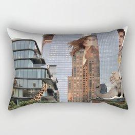 Nature Call Rectangular Pillow