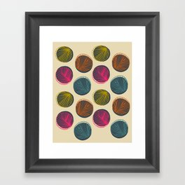 Yeah Yeah Darling Framed Art Print