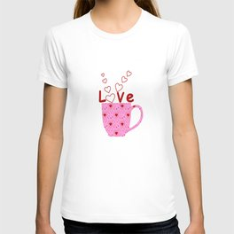 Cup Of Love T-shirt