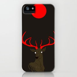 Abendrot iPhone Case